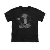 FAMILY GUY EVIL MONKEY Youth Short Sleeve T-Shirt
