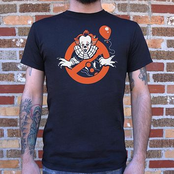 Clownbusters [Pennywise] Men's T-Shirt