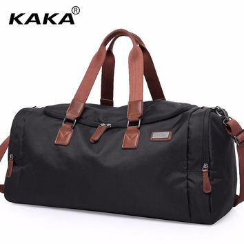 New Arrival Brand Designer European Style Unisex Men Luggage Travel Bags Waterproof  Women Handbag Messenger Shoulder Bags Totes