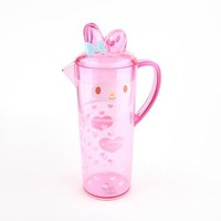My Melody Outdoor Pitcher: Blue Bow
