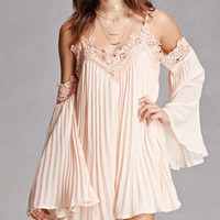 Selfie Leslie Pleated Romper