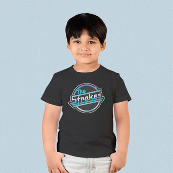 Kids T-shirt - The Strokes Band Logo
