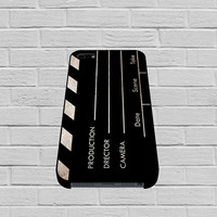 Directors Movie Clapboard case of iPhone case,Samsung Galaxy