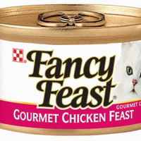 Fancy Feast Gourmet Chicken -  24/3 Oz