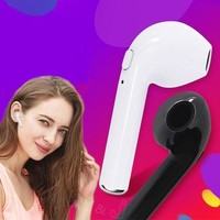 Trending Harseez TWS i7s Mini Wireless Bluetooth Headphone Sport Stereo Earphone With Mic Handsfree Headset Earbuds For iPhone X 8 Samsung