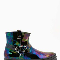 Jeffrey Campbell Sturgis Harness Boot