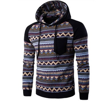 WEIRD Pattern Sweatshirt