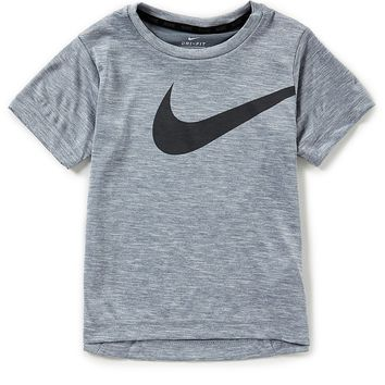 Nike Little Boys 4-7 Dri-FIT Short-Sleeve Tee | Dillards