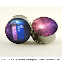 Dr.Who Plugs by Plug Club — Plug Club