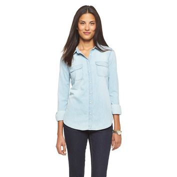 Favorite Shirt Merona® - Shadow Blue