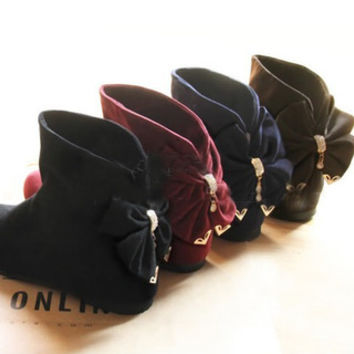 Sweet Bow Boots BBBBA from Eternal