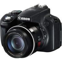 Walmart: Canon PowerShot SX50 Ultra-Zoom Digital Camera with 12.1 Megapixels and 50x Optical Zoom