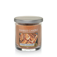 Pumpkin Ginger Bark : Small Tumbler Candles : Yankee Candle