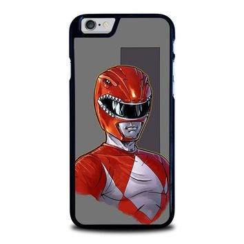POWER RANGERS RED iPhone 6 / 6S Case Cover