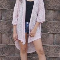 Clearance- Bohemian Flow Cardigan