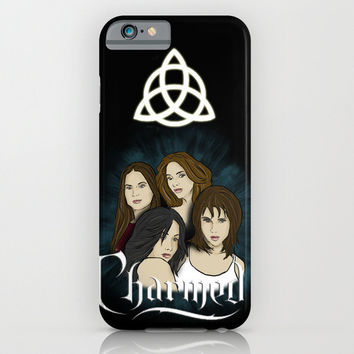 Charmed Book Of Shadows iphone case
