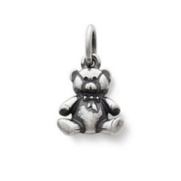 Stuffed Teddy Bear Charm | James Avery