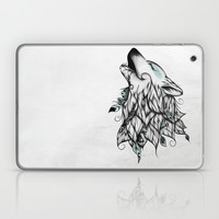 The Wolf Laptop & iPad Skin by LouJah