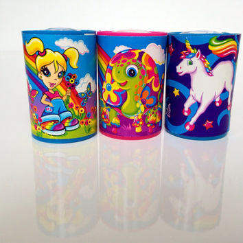 Vintage Lisa Frank Kaleidoscopes