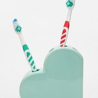 Heart Toothbrush Holder