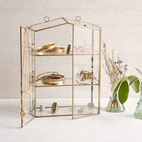 Glass House Display Box- Bronze One