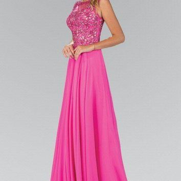 Long pretty Prom Dress 103-GL1410