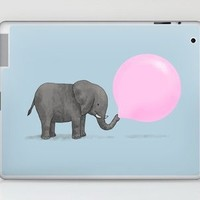Jumbo Bubble Gum  Laptop & iPad Skin by Terry Fan | Society6
