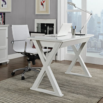 August Grove Executive Writing Desk