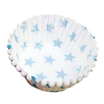 Kitchen Paper Pallet Heat-resistant Oilproof Paper Cup Cupcake Container large s