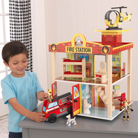 KidKraft Fire Station Set - 63236