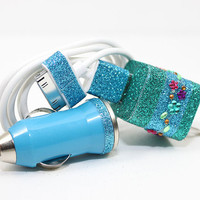 3in1 Hawaii Love iPhone 4/4s Charger