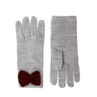 ASOS Bow Gloves at asos.com