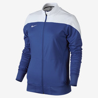 The Nike Squad Sideline Knit Women's Soccer Jacket.