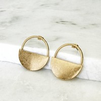 Jane Earrings in Gold