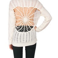 Spiderweb Sweater - 2020AVE