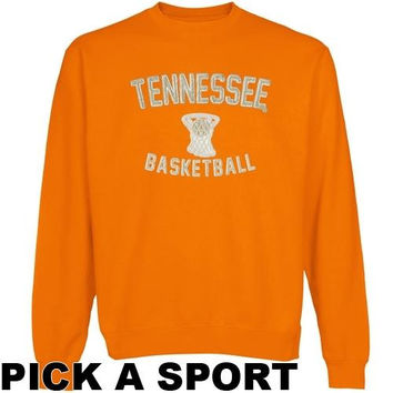 Tennessee Volunteers Legacy Sweatshirt - Tennessee Orange