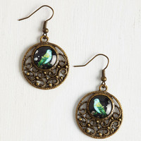 Critters The Tweet-est Memories Earrings by ModCloth