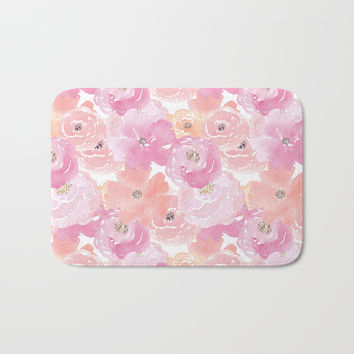 Isla Bath Mat by sylviacookphotography