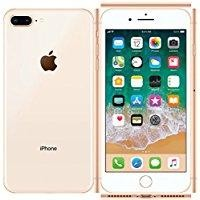 "Apple iPhone 8 Plus 5.5"", 64 GB, GSM Unlocked, Gold"