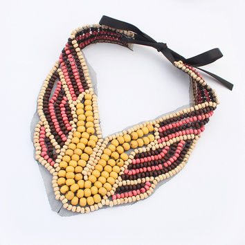 Jewelry Shiny Stylish Gift New Arrival Strong Character Vintage Necklace [4918844868]