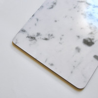 Marble . Cutting board 30x20 cm