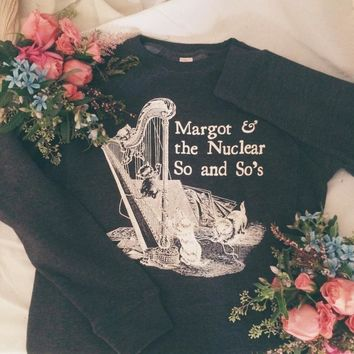 Margot & the Nuclear So and So's — Margot Cat Sweater