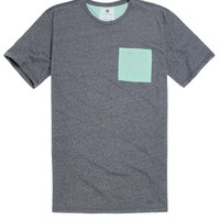On The Byas Mack Pocket Crew T-Shirt - Mens Tee