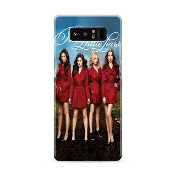 Pretty Little Liars (red) Samsung Galaxy Note 8 Case