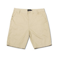 Diamond Forever Chino Short in Khaki - SHORTS - BOTTOMS