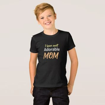 Mothers day special- Adorable Mother design T-Shirt