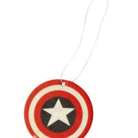 Marvel Comics Captain America Air Freshener