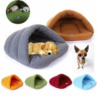 Multi-function Pet Dog Fleece Sleeping Bag