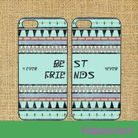 best friends, Aztec - iPhone 5 case, iphone 4 case, ipod touch cas, ipod case, samsung galaxy S3 , galaxy S4 case, note 2 case