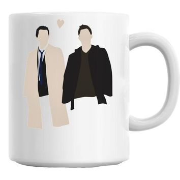 DCCKU7Q Destiel Is Real Mug